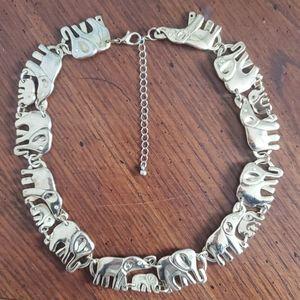 Elephant 🐘 Necklace